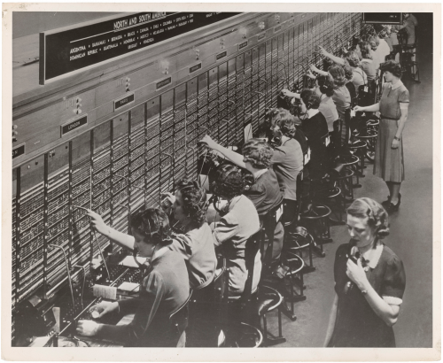 Disruptive technologies switchboard